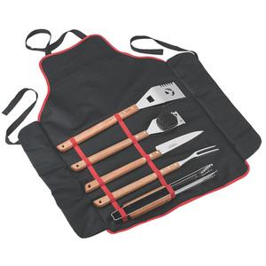 Набор для барбекю Tramontina в текстильной сумке 5 предметов