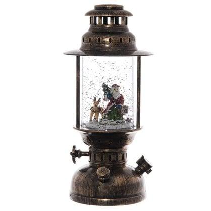 """Рождественский фонарь """"Санта-3"""" с LED подсветкой  от производителя  Konst Smide - Opa & Muurikka Russia 1"""