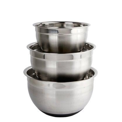 Стальная миска с силиконовым основанием, 5 л  от производителя  Opa - Opa & Muurikka Russia 1