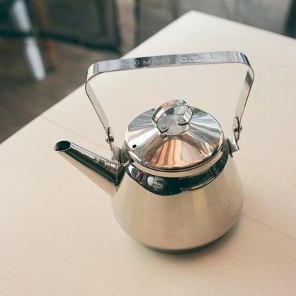 Чайник Кофейник стальной Opa 0,5 л серия Mari  от производителя  Opa - Opa & Muurikka Russia 3