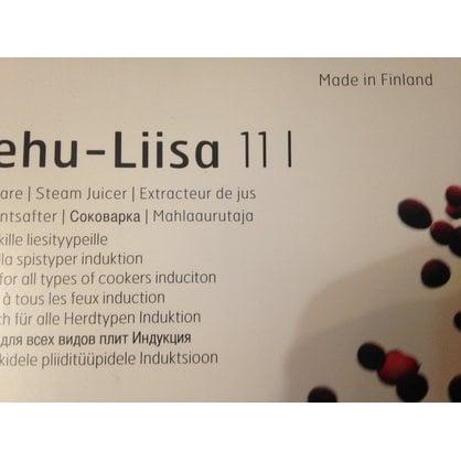 Соковарка Mehu-Liisa Opa 11 литров  от производителя  Opa - Opa & Muurikka Russia 8