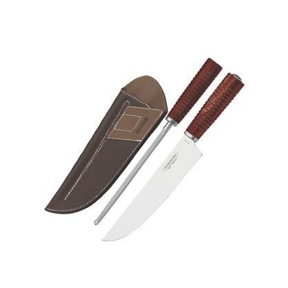 Нож в чехле с заточкой красный Tramontina  от производителя  Tramontina - Opa & Muurikka Russia