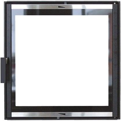 Каминная дверца HTT 601 черная