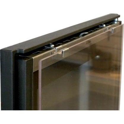 Стекло и крепеж HTT 601 для каминной дверцы  от производителя  Kotakeittio - Opa & Muurikka Russia