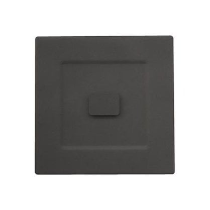 Сажная заслонка НТТ 305 сатин темно-серый
