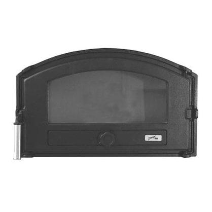 Дверца для хлебной печи НТТ 432 черная в России | Производитель KOTAKEITTIO