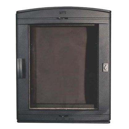 Каминная дверца НТТ 526 черная в России | Производитель KOTAKEITTIO