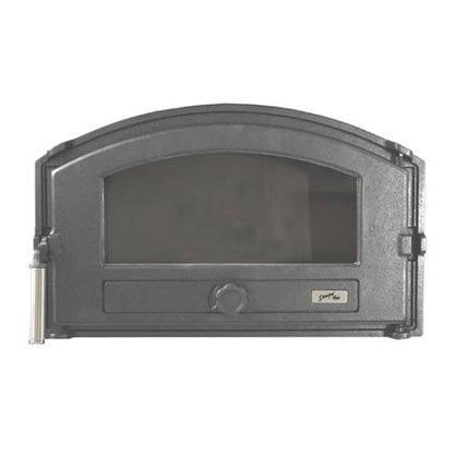 Дверца для хлебной печи НTT 432 серая