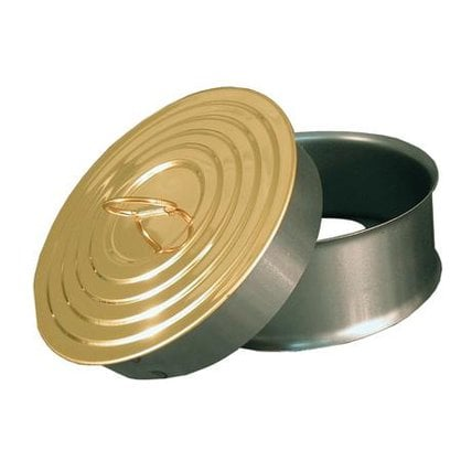 Люк для сажи 826 круглый золотой в России | Производитель KOTAKEITTIO