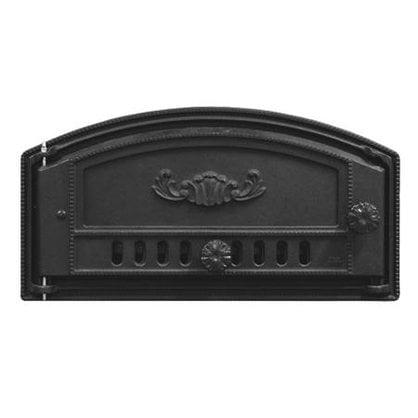Дверца для хлебной печи НTT 130 черная  в России -  Дверцы малых размеров для печей и каминов  -