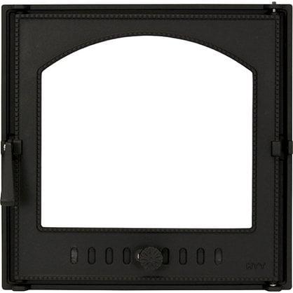 Каминная дверца HTT 101 черная  от производителя  Kotakeittio - Opa & Muurikka Russia