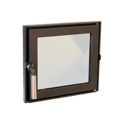Дверца для духового шкафа HTT 212 черная