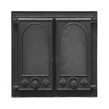 Каминная дверца НTT 102 черная купить по низкой цене в России   Производитель KOTAKEITTIO