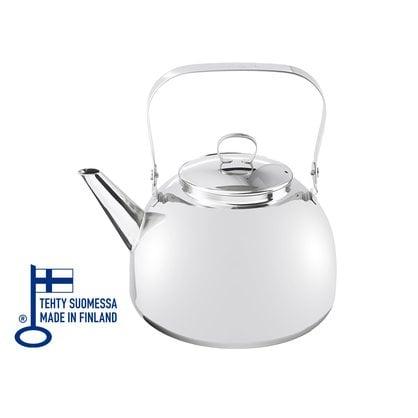 Чайник стальной 1,5 л Opa серия Mari от производителя Opa в в России | магазин Opa-Muurikka Russia