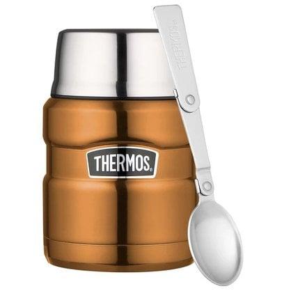 Термос Thermos® Midnight Gold Stainless King с ложкой 470 ml от производителя Thermos - Opa & Muurikka Russia