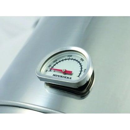 Электрическая коптильня 1200 Вт с термометром Muurikka  от производителя  Muurikka - Opa & Muurikka Russia 1