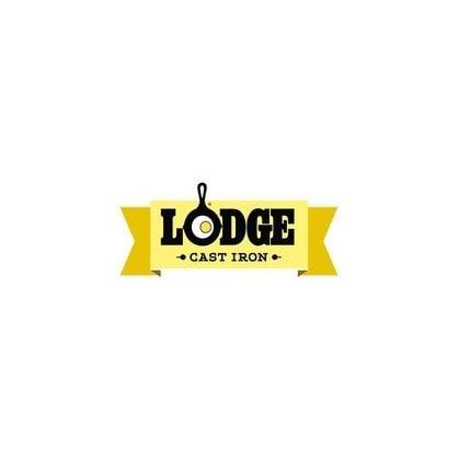 Чугунная плоская сковорода Lodge 26 см купить в России  - 1-