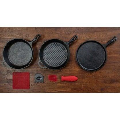 Набор из чугунных сковород Lodge от производителя Lodge - Opa & Muurikka Russia 1