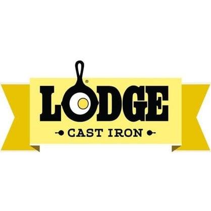 """Чугунная плоская сковорода """"Лось"""" Lodge 26 см купить от поставщика Lodge  - 2-"""