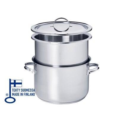 Кастрюля для тушения и приготовления на пару 3 литра Mari от производителя Opa - Opa & Muurikka Russia