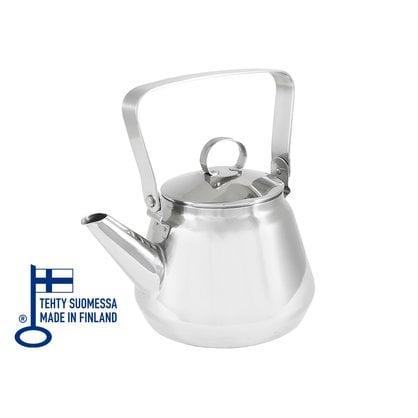 Чайник Кофейник стальной Opa 1,5 л серия Mari  от производителя  Opa - Opa & Muurikka Russia