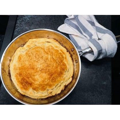Стальная сковорода Kenno 28 см без антипригарного покрытия  от производителя  Opa - Opa & Muurikka Russia 3