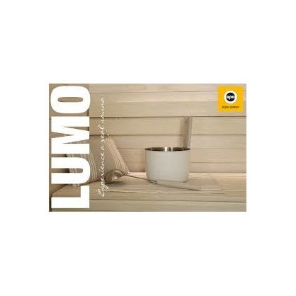 Банная шайка Lumo, 5 л белая  от производителя  Opa - Opa & Muurikka Russia 2