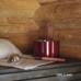 Банная шайка Lumo, 5 л красная от производителя Opa - Opa & Muurikka Russia 3