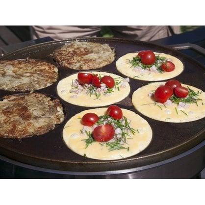 Сковорода 7 форм 42 см Muurikka купить в России - 3-
