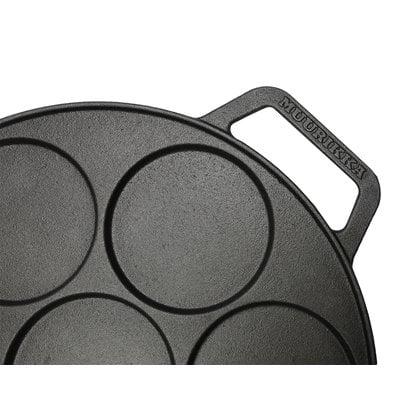 Сковорода 7 форм 42 см Muurikka купить в России - 1-