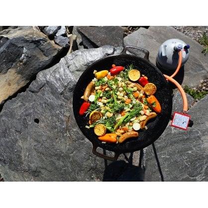 Сковорода походная 48 см в чехле Muurikka от производителя Muurikka в в России | магазин Opa-Muurikka Russia - 4-