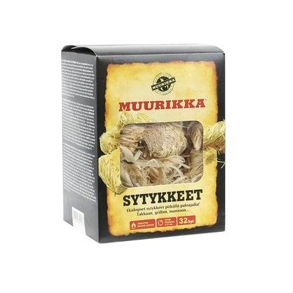 Кубики Muurikka для розжига камина и гриля от производителя Muurikka - Opa & Muurikka Russia