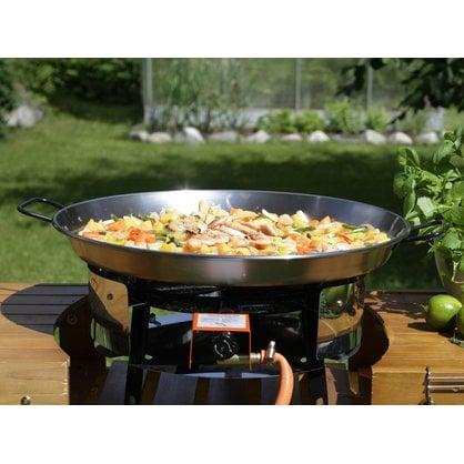 Сковорода для паэльи 40 см стальная купить от поставщика MUURIKKA - 1-