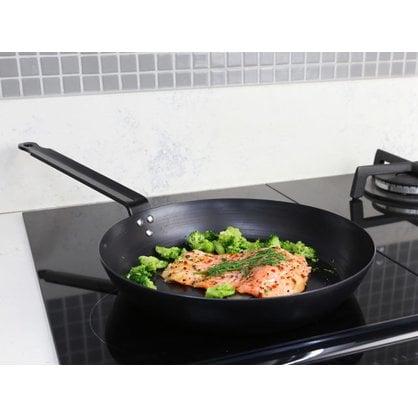 Сковорода стальная 28 см  Opa Black Carbon  от производителя  Opa - Opa & Muurikka Russia 4