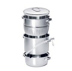 Соковарка Mehu-Liisa 11 литров из нержавеющей стали
