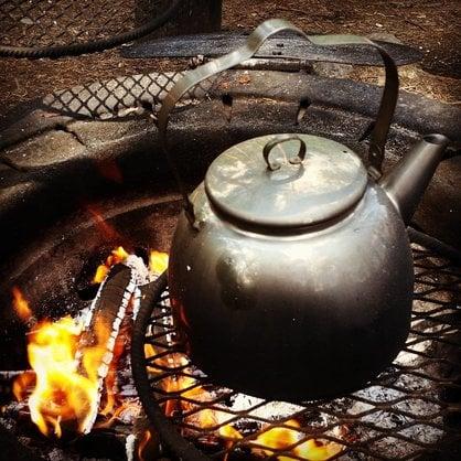 Чайник костровой походный Muurikka 3,0 литра купить от поставщика MUURIKKA  - 3-