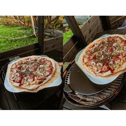 Сковорода для приготовления пиццы Muurikka Pizza Stone  от производителя  Muurikka - Opa & Muurikka Russia 2