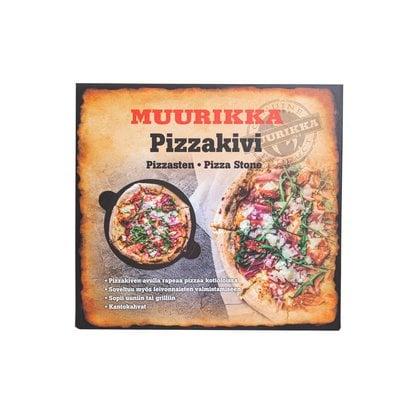 Сковорода для приготовления пиццы Muurikka Pizza Stone  от производителя  Muurikka - Opa & Muurikka Russia 3