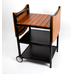 Стол тележка для барбекю Muurikka Basic коричневый | поставщик MUURIKKA - 1-