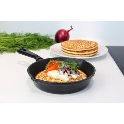 Чугунная сковорода 14.5 см серия Arki купить от поставщика Opa  - 2-
