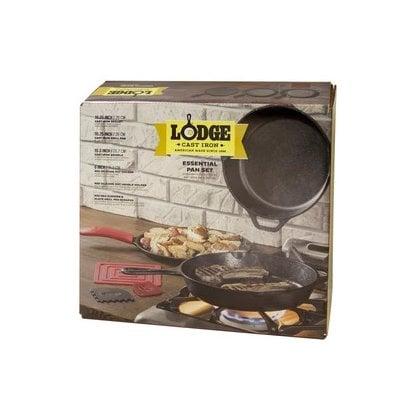Набор чугунных сковород  26 см Lodge купить в России  - 1-