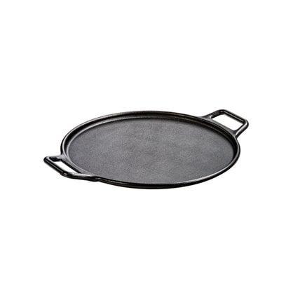 Чугунная плоская сковорода Lodge 35,5 см купить по низкой цене в России | Производитель Lodge