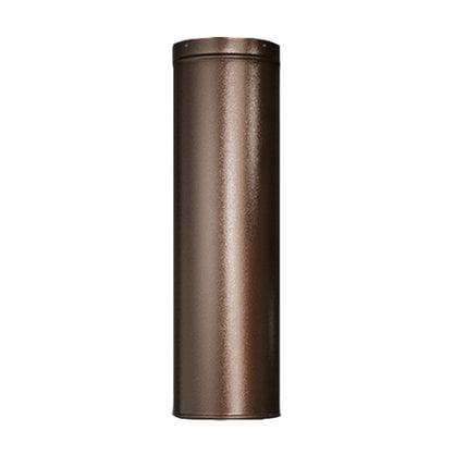 Дополнительная дымовая труба 0,5 м цвета античная медь в России | Производитель Tundra Grill