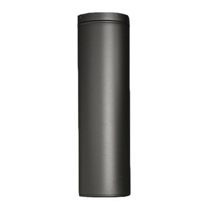 Дополнительная дымовая труба 0,5 м черного цвета от производителя Tundra Grill - Opa & Muurikka Russia