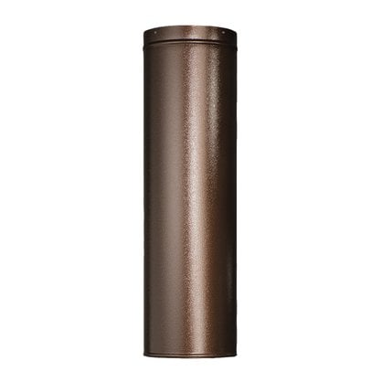 Дополнительная дымовая труба 1 м цвета античная медь в России | Производитель Tundra Grill