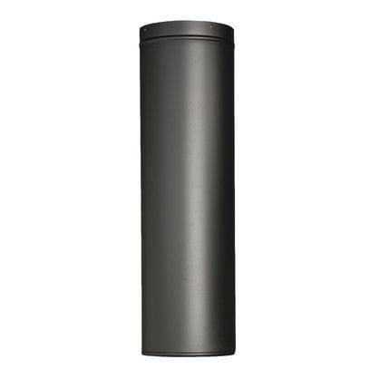Дополнительная дымовая труба 1 м черного цвета в России | Производитель Tundra Grill