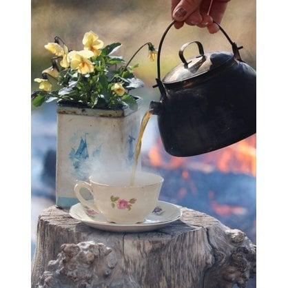 Чайник костровой походный 0,8 литра Muurikka от производителя Muurikka - Opa & Muurikka Russia 1