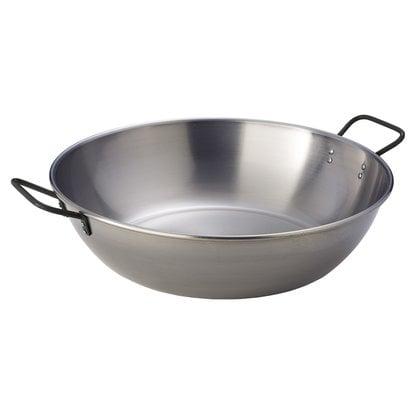 Сковорода стальная 50 см Wok Muurikka  от производителя  Muurikka - Opa & Muurikka Russia