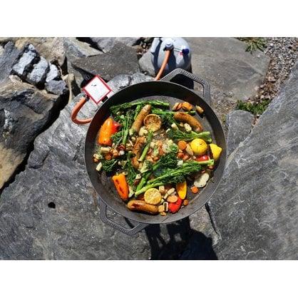 Сковорода паэльера из углеродистой стали 45 см Muurikka от производителя Muurikka в в Москве | магазин Opa-Muurikka Russia - 1-