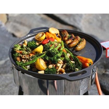 Сковорода чугунная секционная 43 см Muurikka  от производителя  Muurikka - Opa & Muurikka Russia 1
